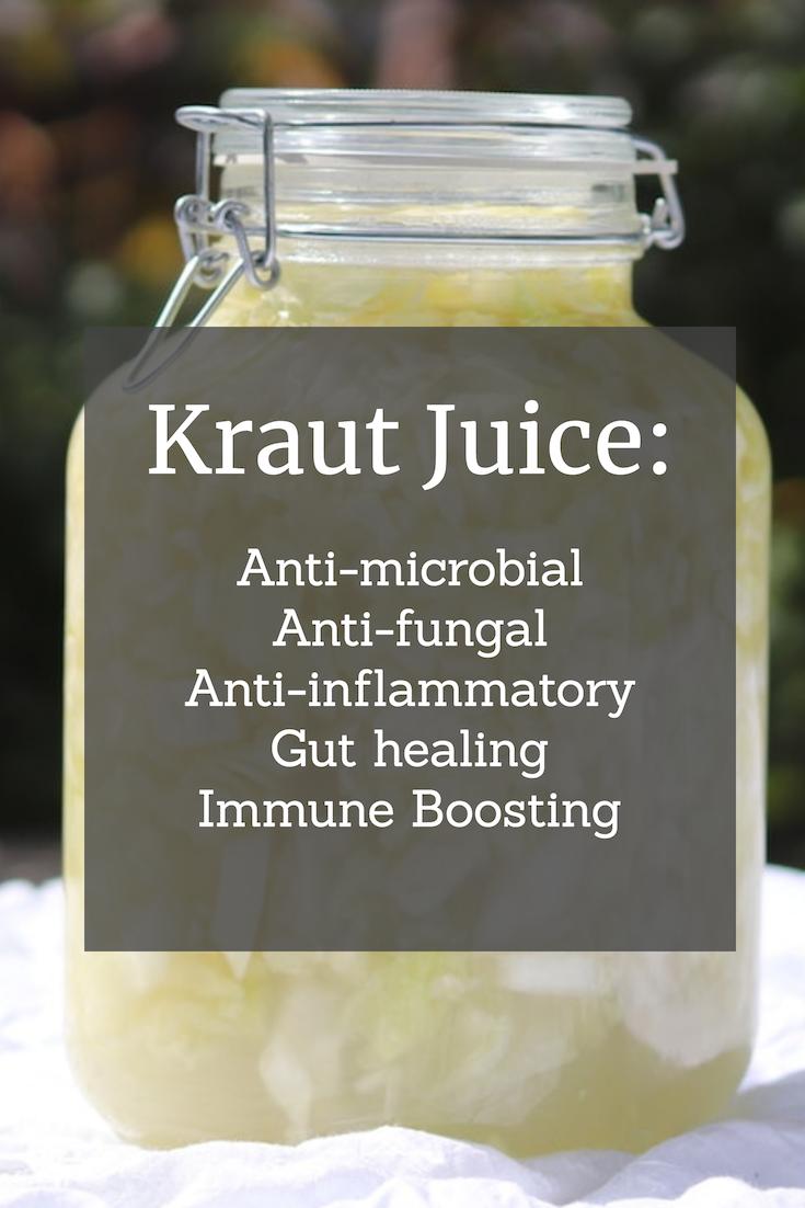 Kraut Juice
