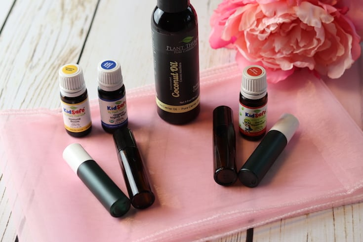 Homemade Essential Oil Roll-ons
