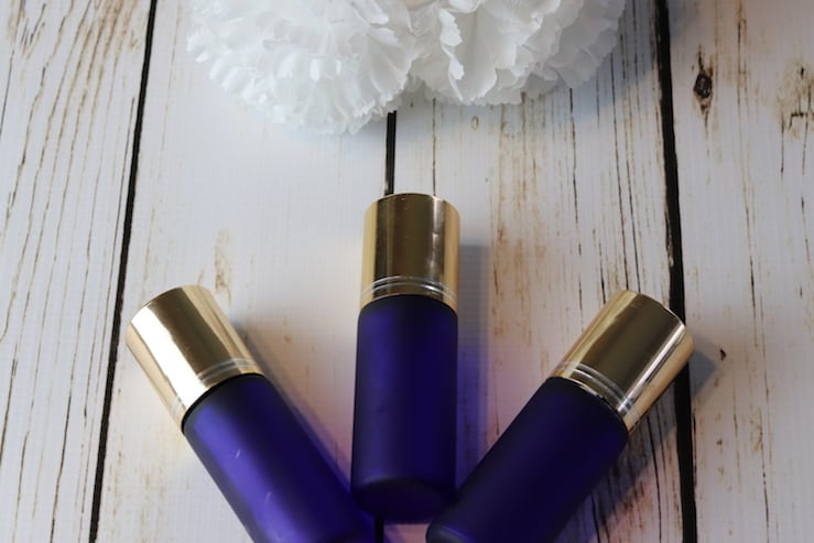 DIY Magnesium Oil Roller for Better Sleep