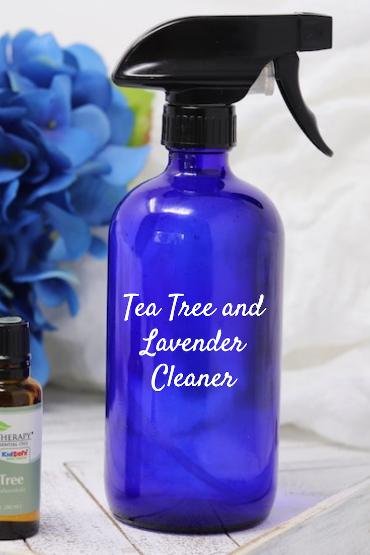 Tea Tree and Lavender Cleaner