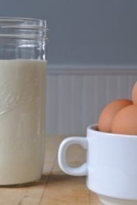 Homemade Mayo: Nutrient-dense and made in minutes!