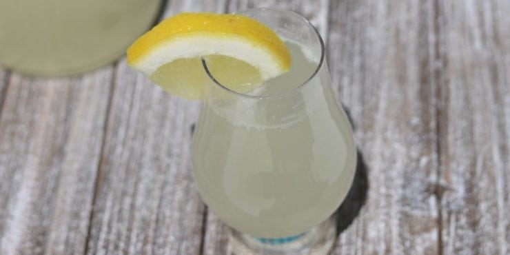 Lemonade Water Kefir