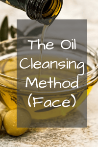 Oil Cleansing