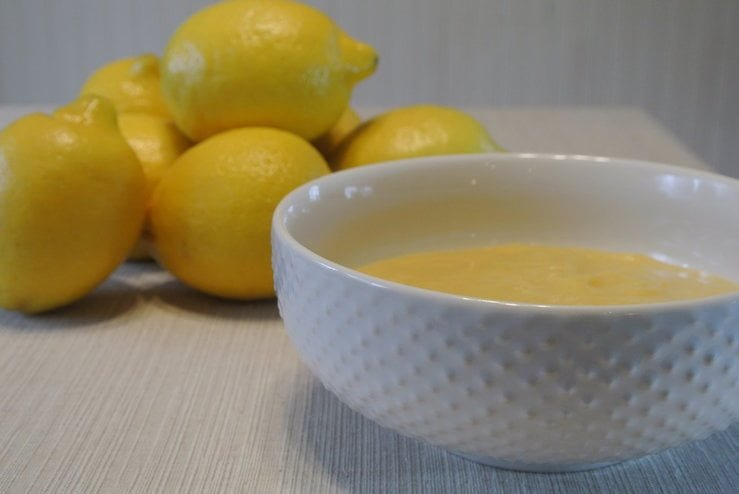 Lemon Curd: A Nutritious Treat