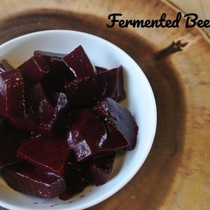 How to Make Fermented Beets: A Nutritional Powerhouse #fermentedfoods #guthealth #microbiome #fermentedbeets #traditionalfoods #reclaimingvitality