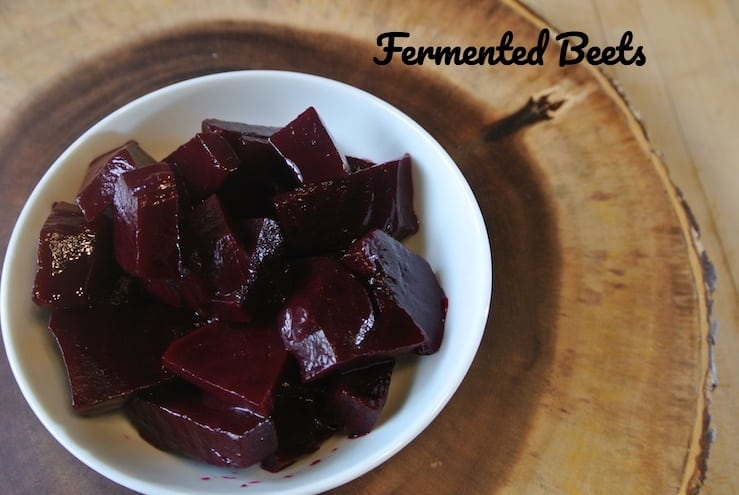 Fermented Beets: A Nutritional Powerhouse