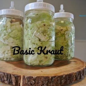Three Easy Ways to Add Fermented Foods to Your Daily Diet #fermentedfoods #kraut #sauerkraut #traditionalfoods #preobiotics #guthealth #microbiome #reclaimingvitality