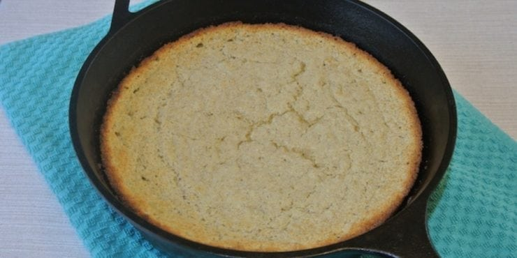 "Tiger Nut ""corn"" bread"