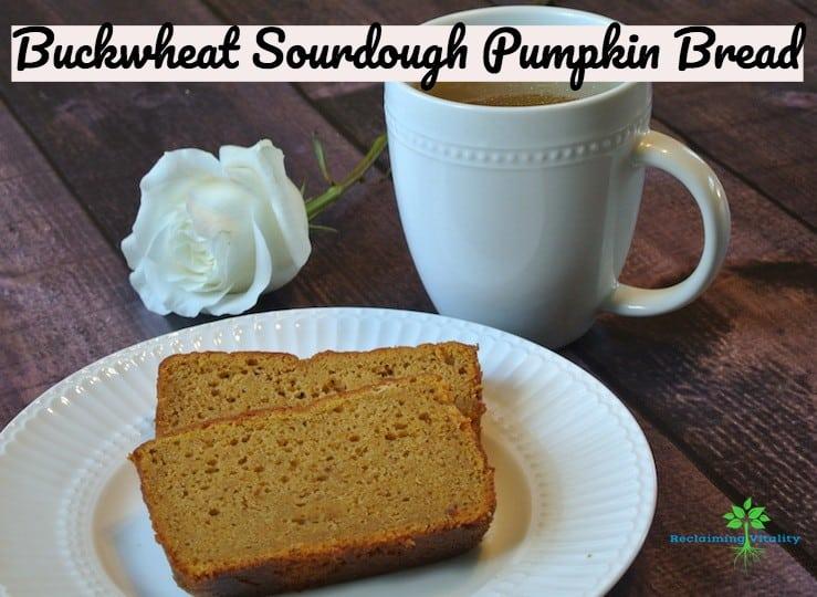 Buckwheat Sourdough Bread