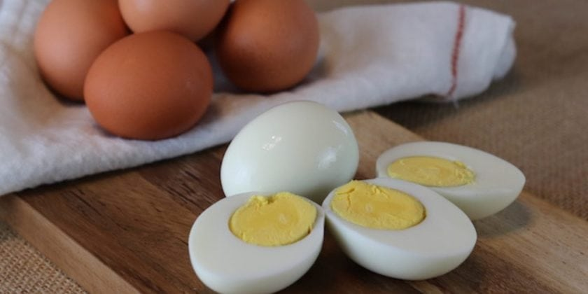 Instant Pot: Perfect Hard boiled Eggs (even farm-fresh!)