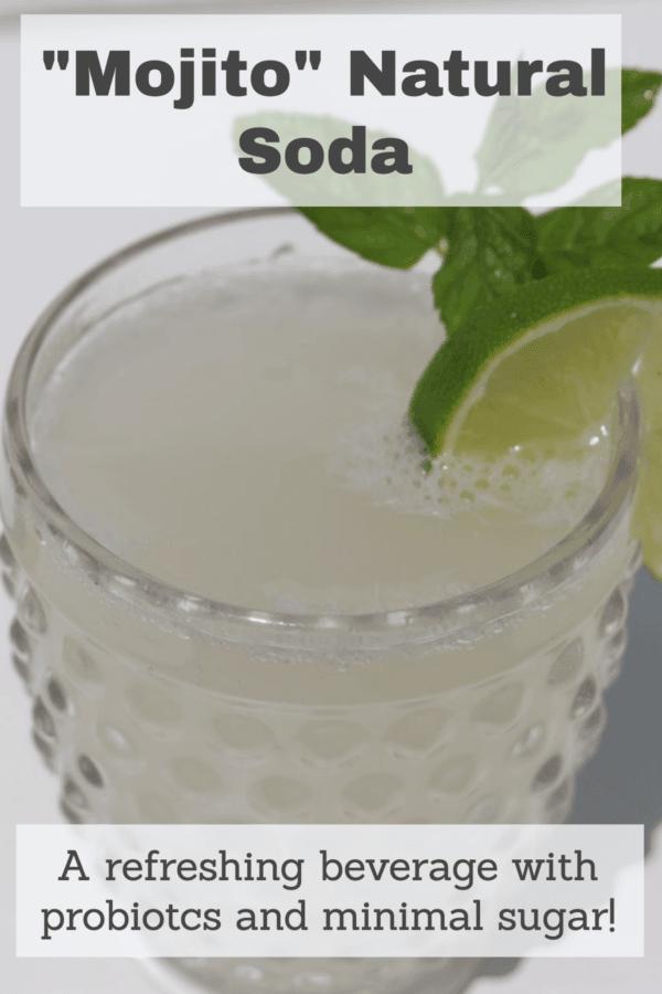Mojito Natural Soda