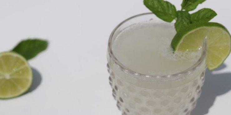 """""""Mojito"""" natural soda"""