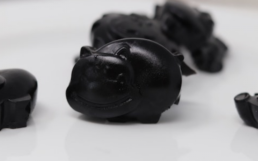 Charcoal Gummies: For Quick Tummy Relief!