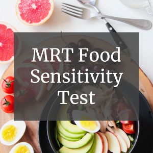 MRT Food Sensitivity Test