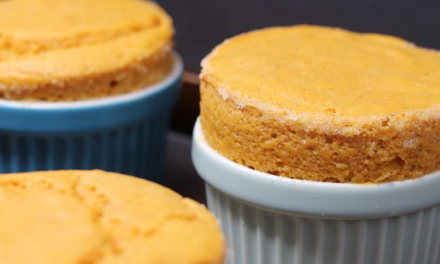 Sweet Potato Souffle (Gluten-free)