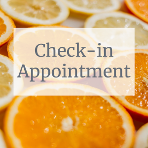 Check-in Appointment