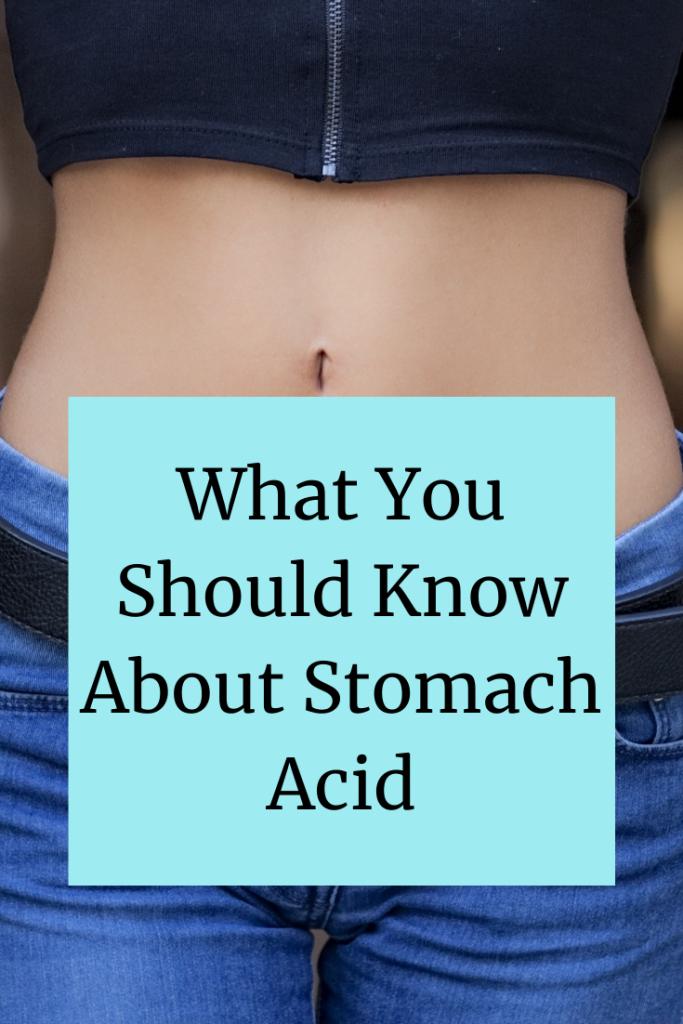 Stomach Acid