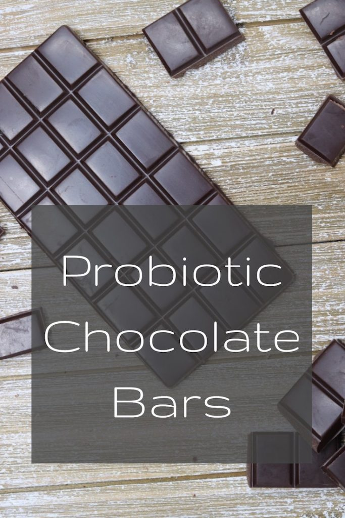 Probiotic Chocolate Bars