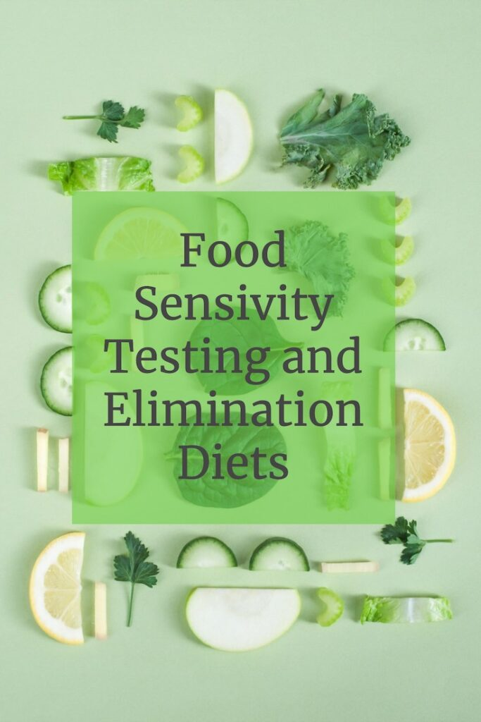 Food Sensitivity Testing and Elimination Diets