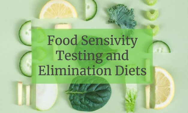 Food Sensitivity Testing and Elimination Diets: What You Need to Know
